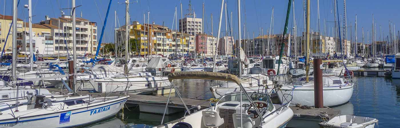 location appartement T3 cap d'agde